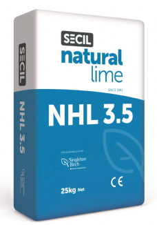 Singleton Birch Natural Hydraulic Lime NHL 3.5 (25kg)